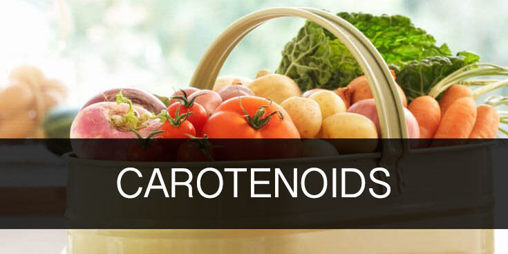 Carotenoids can protect against breast cancer: study.